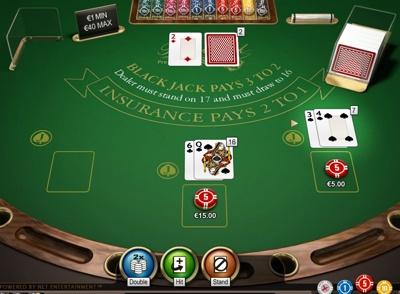 NetEnt Card Games