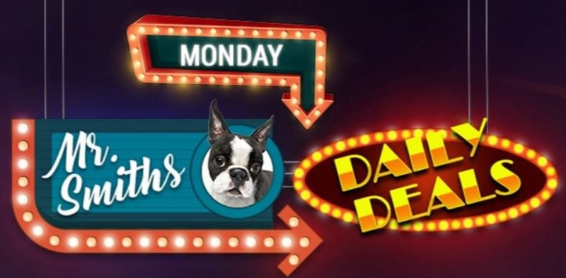 Mr Smith Casino Deals