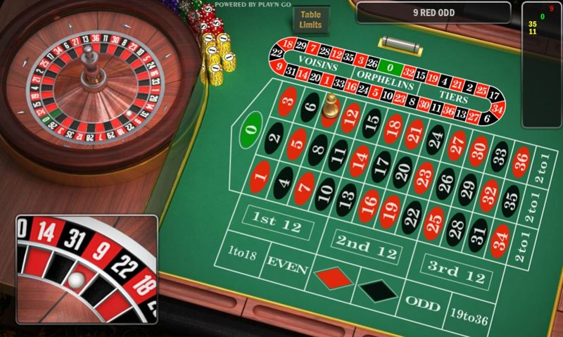 How does the game of roulette work slot stores in ibadan