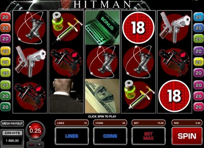 Microgaming Hitman