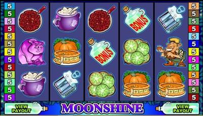 Microgaming Moonshine