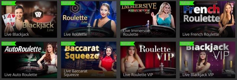 Casino Luck Live