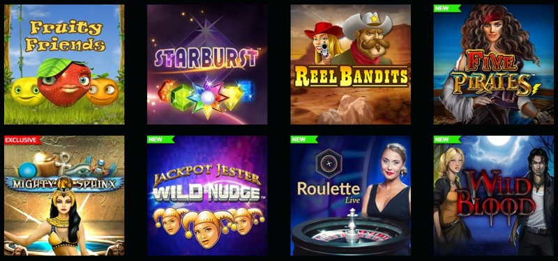 Next Casino Games